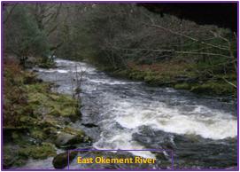 East okement river
